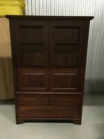 T.V Armoire