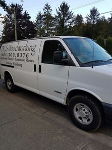 2005 Chevy Express 3/4 Ton Van - Tradesman Outfitted!