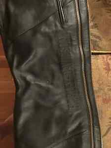 Harley Davidson Delux Leather Chaps