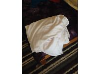 Single size fitted sheet