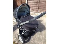 Quinny Buzz + Dreami Pushchair.
