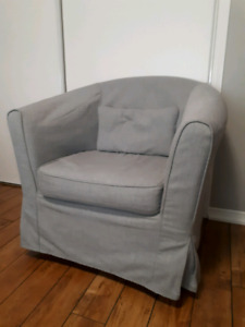 accent chair with cover