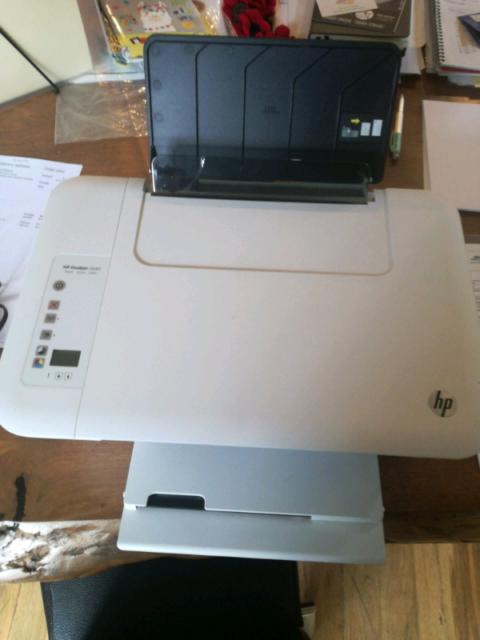 HP inkjet printer | Printers & Scanners | Gumtree Australia