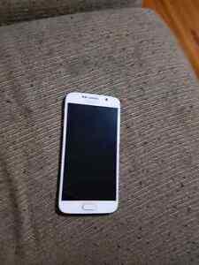 White Samsung Galaxy S6  Windsor Region Ontario image 1