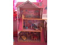 Early Learning Centre large dolls house❣