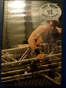 WWE No Way Out 2005 DVD  (NEW)