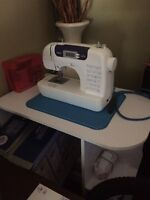 Brother cs-6000 sewing machine