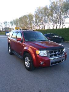 FORD ESCAPE LIMITED 4X4
