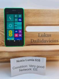 Nokia Lumia 635 (Windows phone)