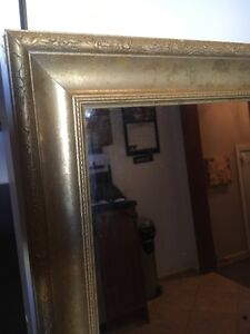 24 x 19.5 ' gold border mirror $40 Sarnia Sarnia Area image 2