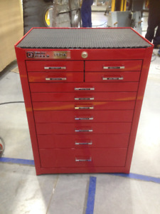 *TRADE* GRAY 93211 Pro+11 Roller cabinet for a Motorcycle.