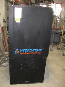 geo thermal furnace system