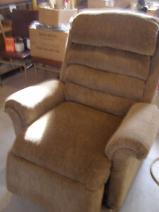 Pride XL recliner lift chair - great for assisting seniors!