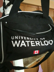 Selling a Waterloo Gym Bag, never used
