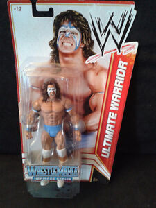 Wrestlemania Ultimate Warrior For Sale