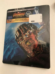 Blu-Ray   - Avengers Infinity War      Neuf emballé   new sealed