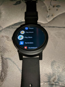 Ticwatch E Smartwatch..Wear OS