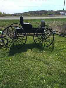 Antique horse carriage for sale