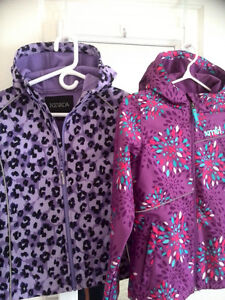 Girls' Spring Jackets