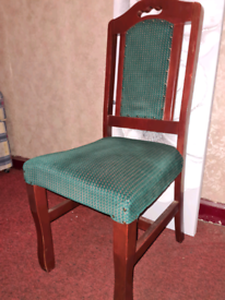 Cushioned Dining Chairs £5 (Up to 40 chairs)