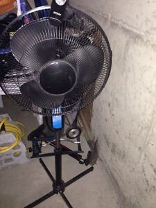 Good fan with remote