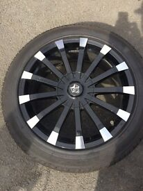 "20"" alloys. Amarok, x5, Range Rover,discovery. 5x120"