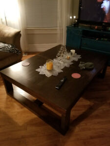 Big Coffee Table