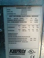 Keeprite 4 HP Freezer Condenser - KEZ045L6-IS2B-A