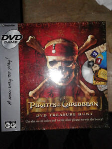 Pirates of the Caribbean home DVD game - THIS IS A RETRO GAME