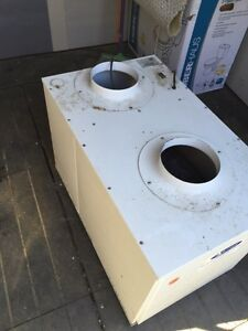 Two holes air exchanger for sale