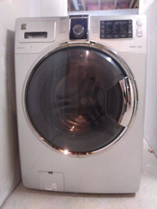 Kenmore washer AST2 steam