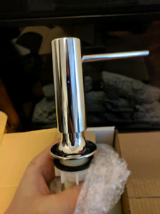 Kohler under sink soap pump $25