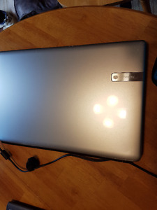 Gateway NE 522 Series Laptop