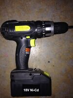 18 V DRILL for SALE!!!!