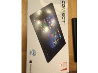 Connect 8.9 tablet with case