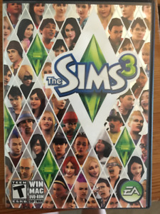 The Sims 3 plus 3 Expansion packs