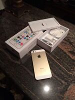 iPhone 5S Bell Gold