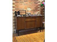 Retro mid-century cabinet / side cupboard