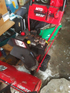 "8hp/24"" Snowblower"