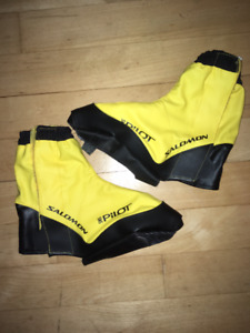 X-Country Ski Boot Overboots (Keep Feet Warm!)