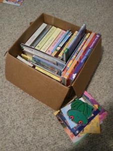 Miscellaneous children's books