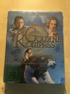 The Golden Compass Blu Ray Steelbook New and Sealed from Germany