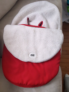 Cover for car seat bucket