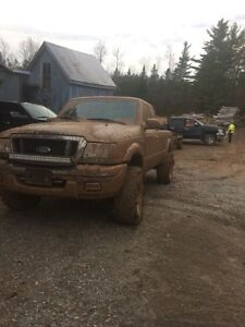 Looking for a Ford ranger box fleet side