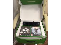 XBOX One 500GB with Kinect - 2 Games - All Boxed