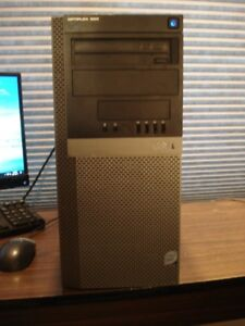 Quad Core, 8g Ram, 500g Hard Drive, Office 2013!