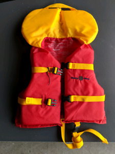 Youth life jacket up to 70lbs