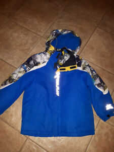 Boys 2 piece Winter Jacket