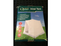 Universal awning inner tent New in box £15