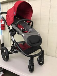 Britax Affinity Stoller Brand New-Red Pepper Color 2016